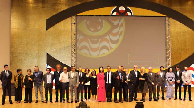 Imagen de la gala de la 16 edición del Festival de Alicante.