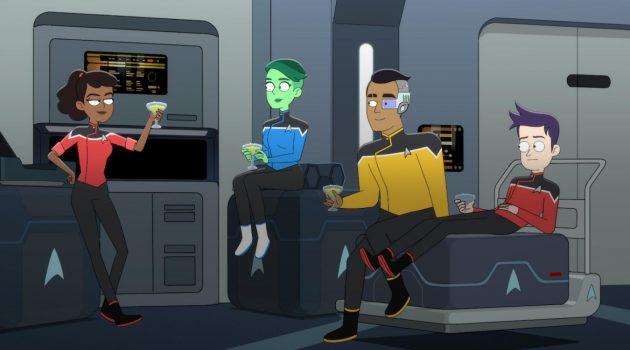 'Star Trek: Lower Decks', estreno en Amazon Prime Video