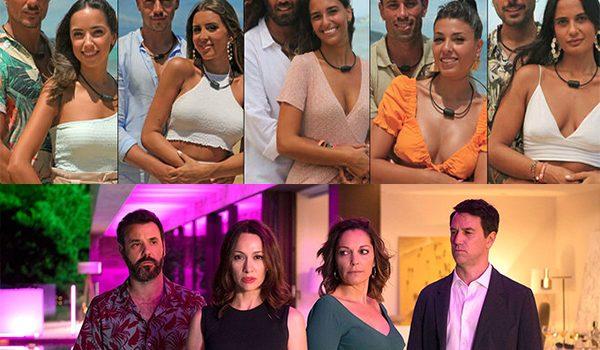 Antena 3 estrena hoy 'El nudo' y Telecinco lanza sus 'tentaciones'