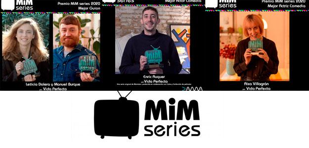 'Vida perfecta', ficción con más premios en la octava edición de MiM Series
