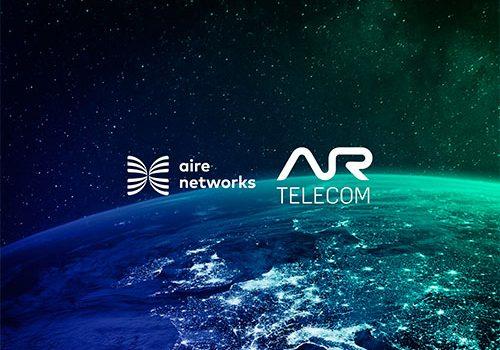Aire Networks se hace con el operador de telecomunicaciones portugués AR Telecom