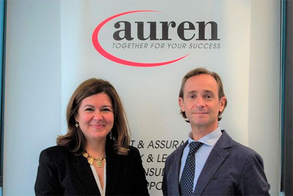 Auren incorpora dos nuevos socios para reforzar el área de consultoría
