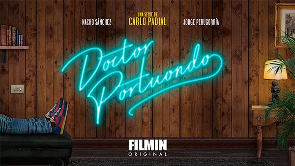 La primera serie de Filmin será la adaptación de 'Doctor Portuondo', de Carlos Padial