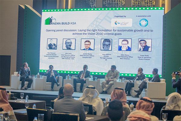 La tercera edición de Cinema Build KSA analizará los retos de la exhibición en Arabia Saudí