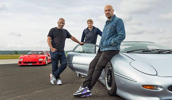 Los motores de 'Top Gear' vuelven a rugir en Blaze
