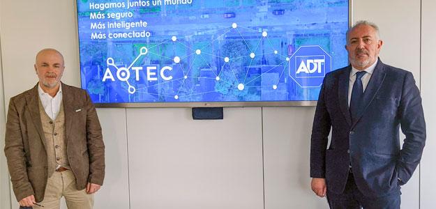 Aotec y ADT protegerán las zonas menos pobladas de España