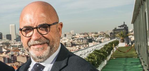 """Carlos Rosado: """"El 'Hub Audiovisual Español' nos convertirá en el gran centro audiovisual a nivel europeo"""""""