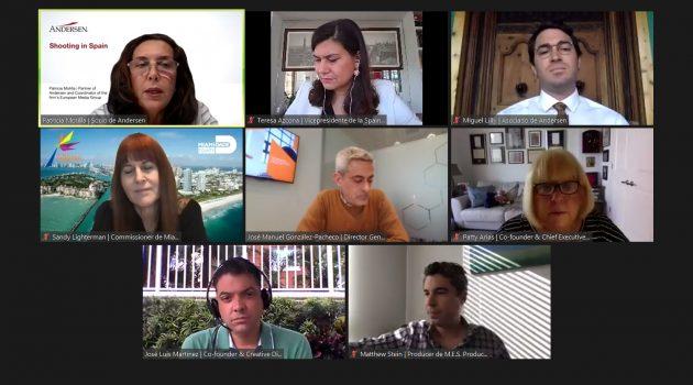 España reafirma su condición de destino ideal para rodajes internacionales