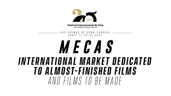 MECAS, área de industria del Festival de Cine de Gran Canaria, anuncia algunas de sus actividades