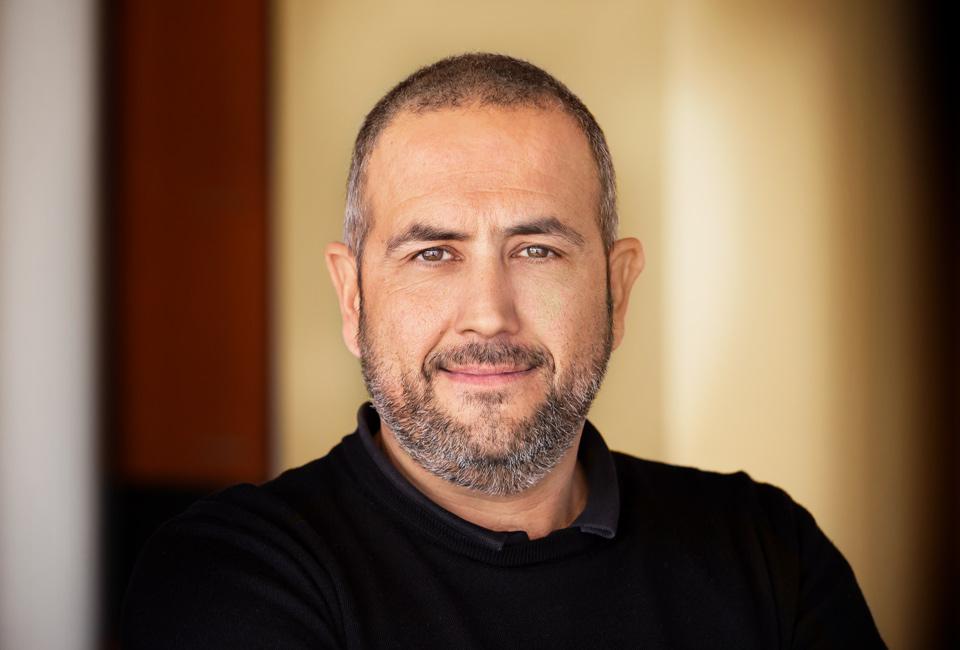 Marc Orts, director creativo del departamento de Sonido de Deluxe.