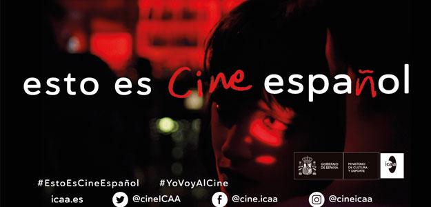 Talento, variedad y vitalidad, mensajes del ICAA en la campaña 'Esto es cine español'