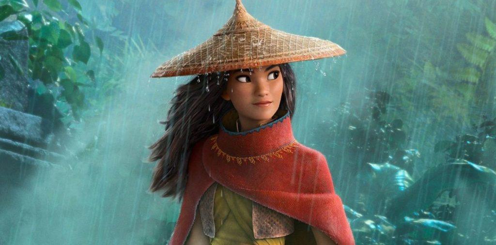 'Raya y el último dragón' (Disney)