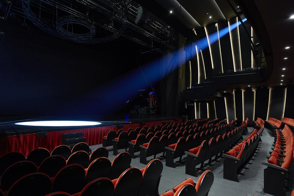 Teatro Soho Caixabank de Málaga