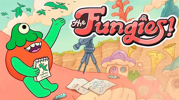'¡Los Fungies!' llegan a Boing para fomentar el interés por la ciencia