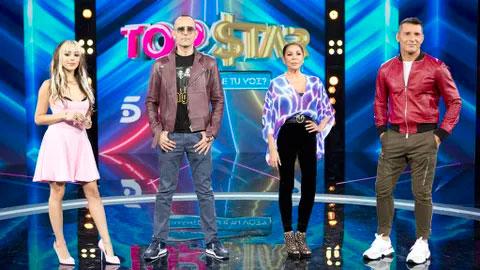 'Top Star', un híbrido entre game show y talent