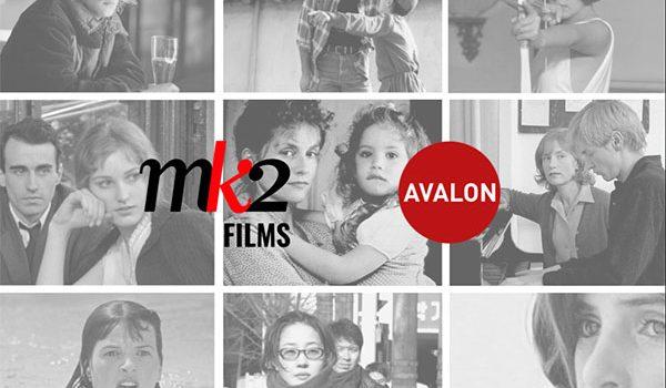 Avalon se hará cargo del catálogo de MK2 Films en España