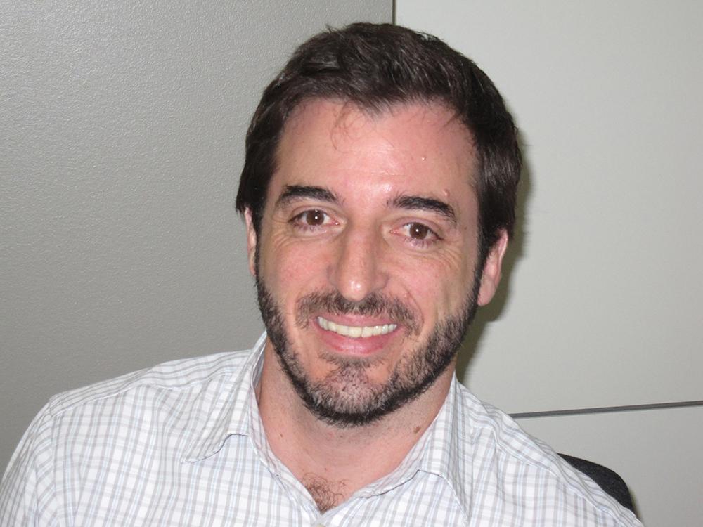 Juan Mayne, director de Contenidos Originales de Cine en Netflix.