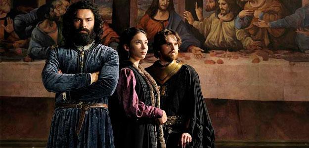 La 1 estrenará esta primavera 'Leonardo', superproducción europea sobre el genial artista