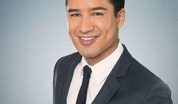 Mario Lopez recibirá el NAB Television Chairman's Award