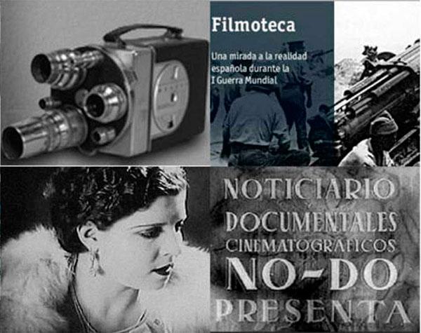 TVE comercializa una selección de imágenes de la Filmoteca Española para la producción audiovisual