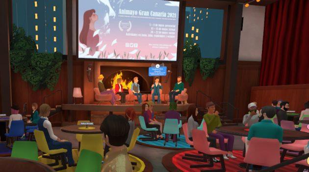 Animayo 2021 da a conocer sus actividades con una innovadora rueda de prensa totalmente virtual