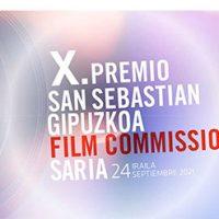 Abierta la convocatoria del Premio San Sebastián Gipuzkoa Film Commission