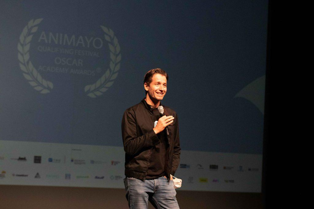 Damián Perea, director de Animayo