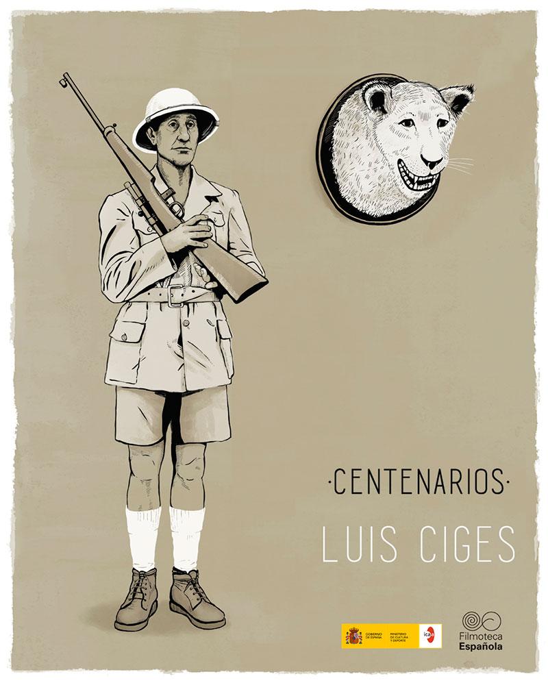 Filmoteca Española conmemora el centenario del nacimiento de Luis Ciges