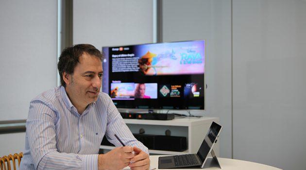 """José Antonio Guzmán: """"En un entorno de crecimiento VOD, los canales lineales siguen siendo una opción muy válida para los que les cuesta elegir entre tanta oferta"""""""