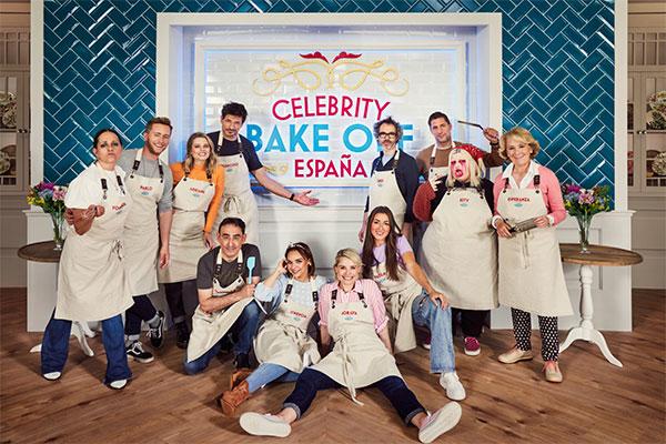 Paula Vázquez y Brays Efe presentarán la edición VIP de 'Celebrity Bake Off España' que desvela a sus concursantes