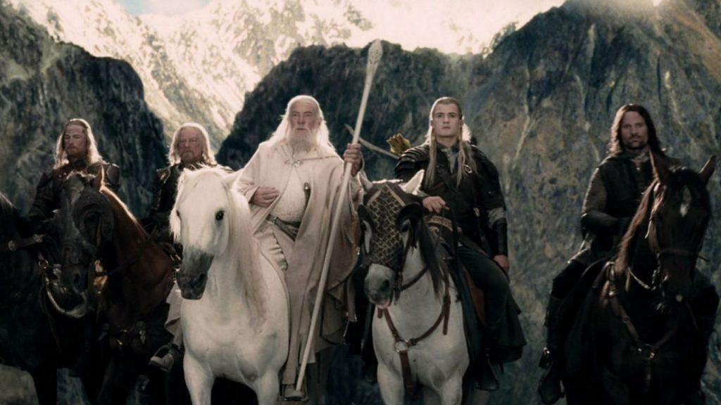 'El señor de los anillos: El retorno del rey' (Warner Bros.)