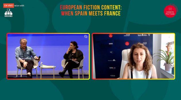 Conecta Fiction pone el foco en el potencial de las coproducciones entre España y Francia