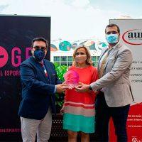 El GES premia a Auren por su contribución en el sector eSports