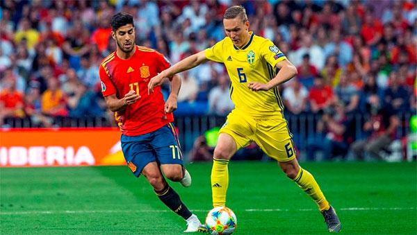 El estreno de 'La Roja' en la Eurocopa seduce a casi 8 millones de espectadores en Telecinco