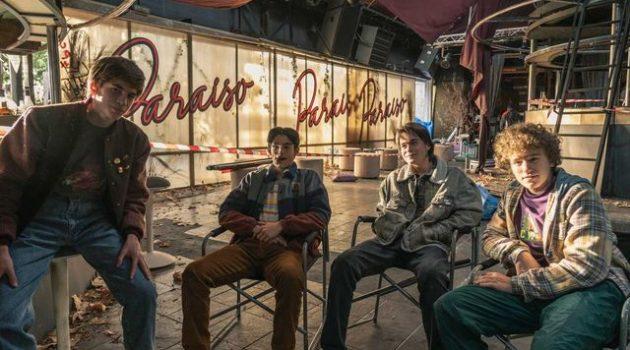 Telson genera un universo digital único para 'Paraíso', que anuncia nueva temporada