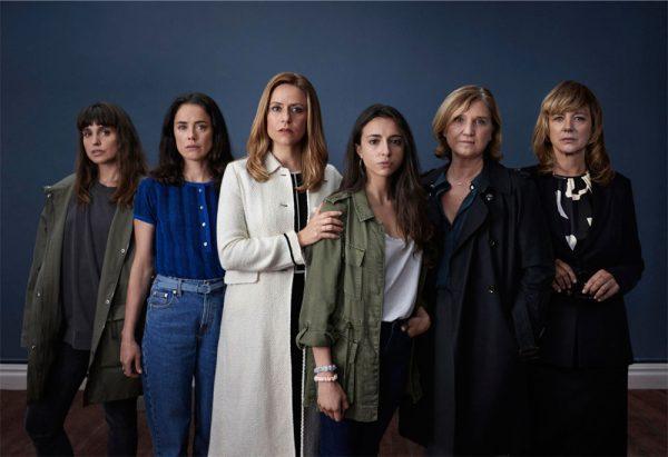 Txintxua Films produce 'Intimidad', la nueva serie española de Netflix