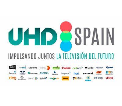 UHD Spain inicia demos UHD, HDR y SDR vía satélite, TDT e Internet