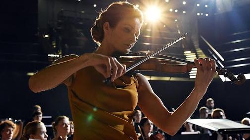 'La violinista' (Adso Films)