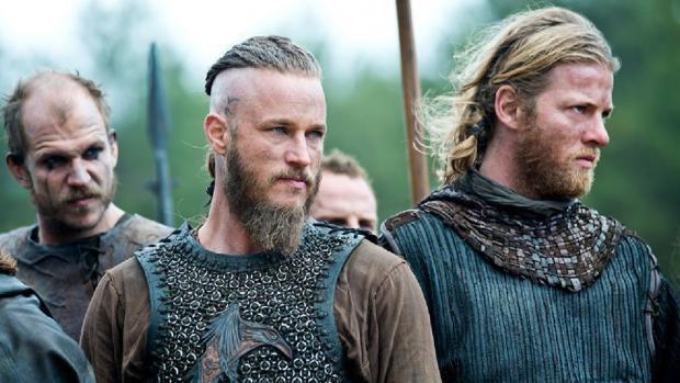 'Vikingos' lidera el ranking de series más populares en el primer cuatrimestre