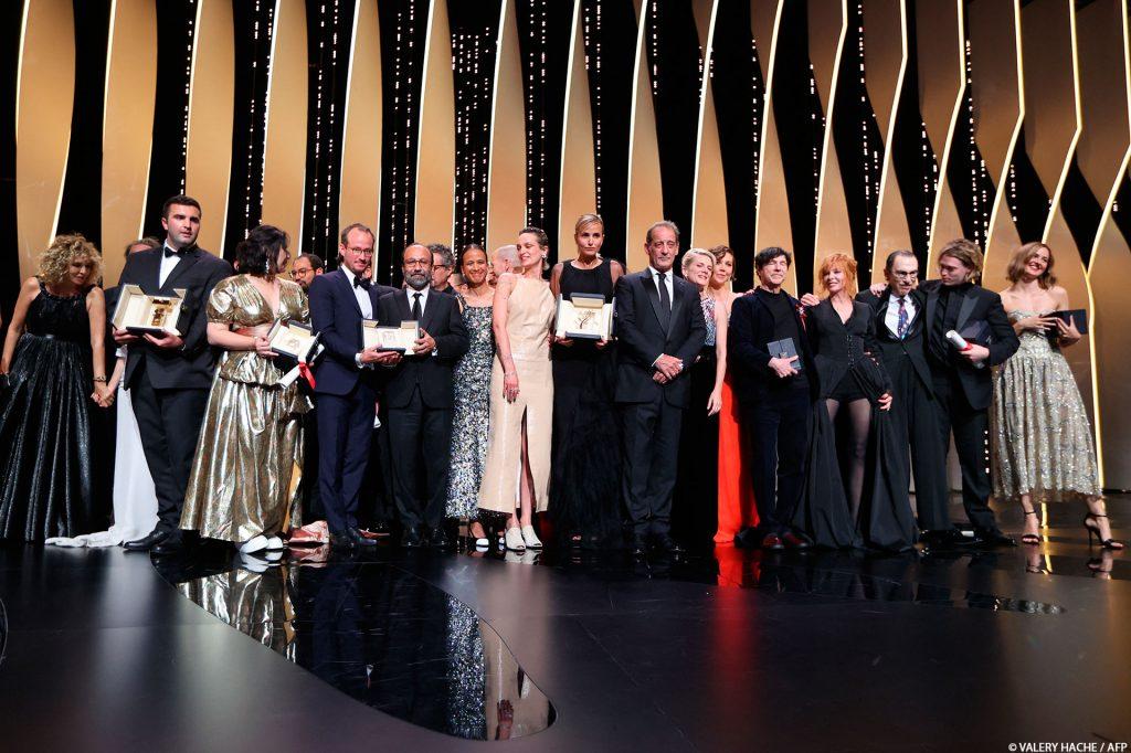 'Titane' de Julia Ducournau se lleva la Palma de Oro en Cannes