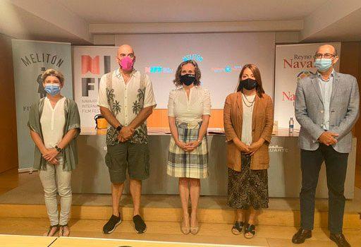 La tercera edición del Navarra International Film Festival incorpora dos nuevas secciones
