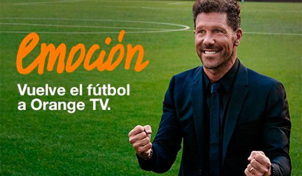 LaLiga o la Champions de la próxima temporada también se verá en Orange TV