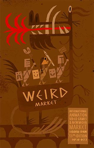 Weird Market 2021 confirma la participación de Pablo Berger