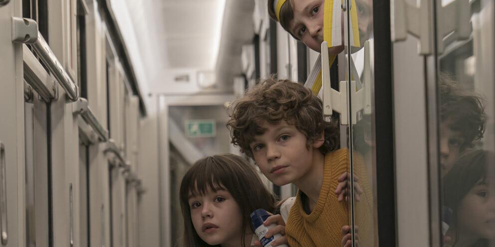 'A todo tren: Destino Asturias' (Warner Bros.)