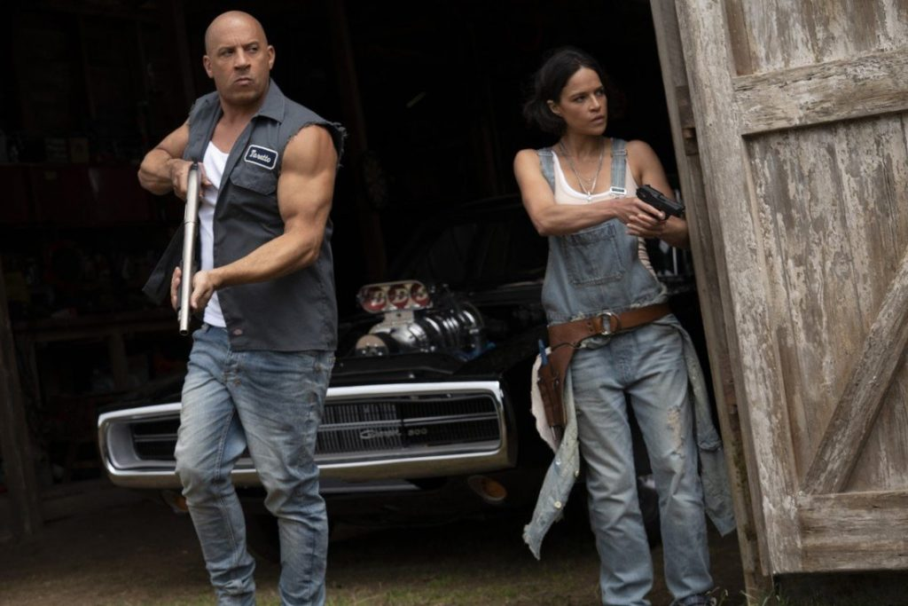 'Fast & Furious 9' (Universal Pictures)