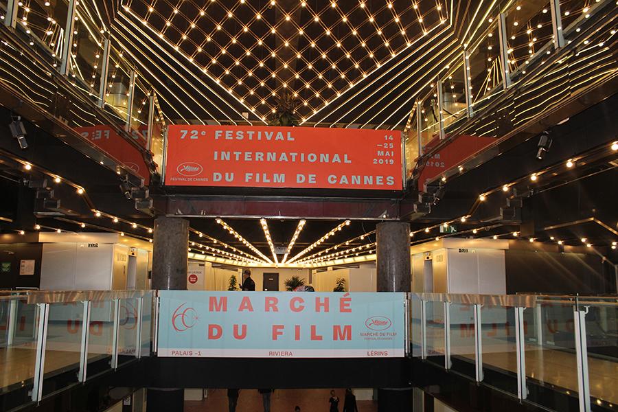 Palais des Festivals en Cannes (Foto: Lauren Nicol)