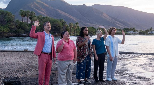 'The White Lotus', estreno en HBO