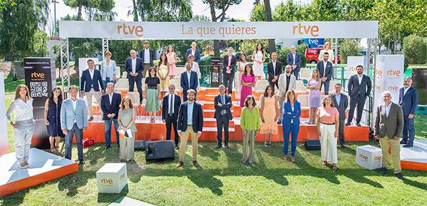 Más reportajes, entrevistas y temas de fondo en los Telediarios de Televisión Española