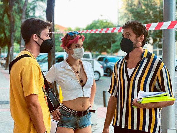 Telecinco Cinema arranca el rodaje de 'Rainbow' película dirigida por Paco León