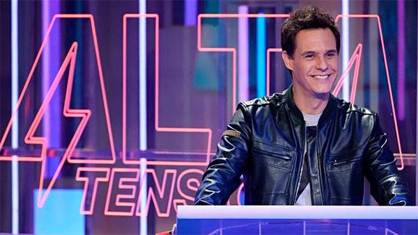 Telecinco estrena hoy en prime time 'Alta tensión'